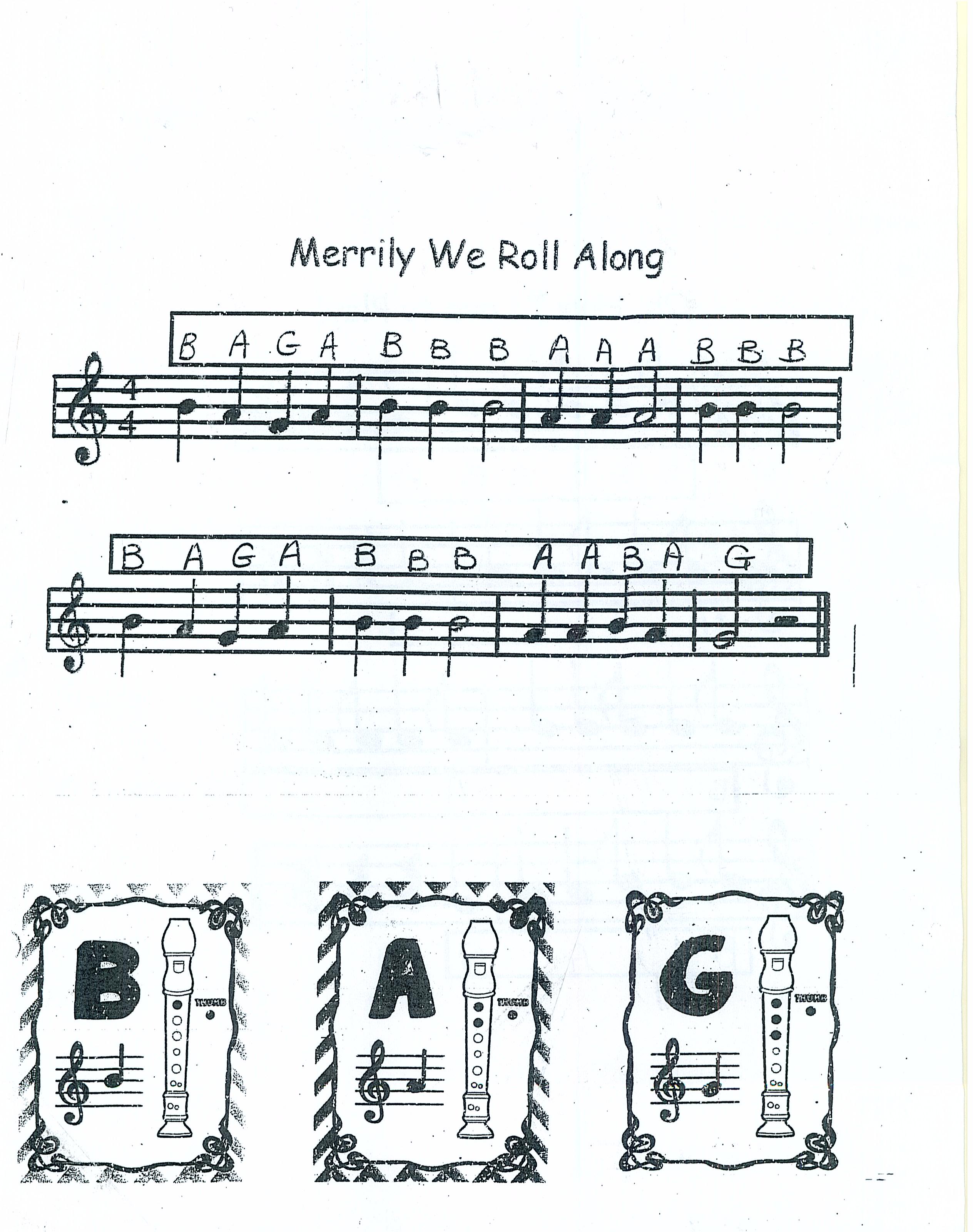 cole  christine    third grade recorder music