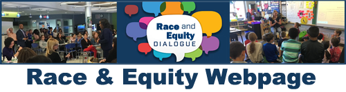 Race & Equity Webpage Link