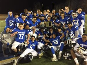 Dobbs Ferry HS Football Team